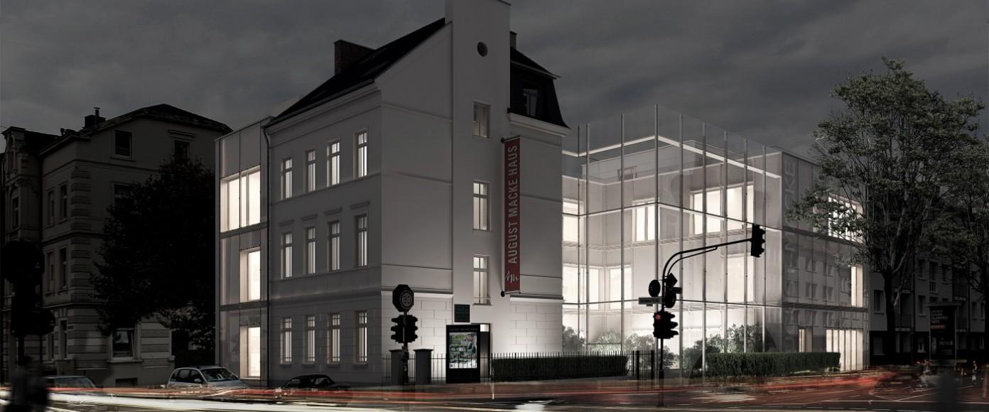 Museum August Macke Haus – KKW Architekten