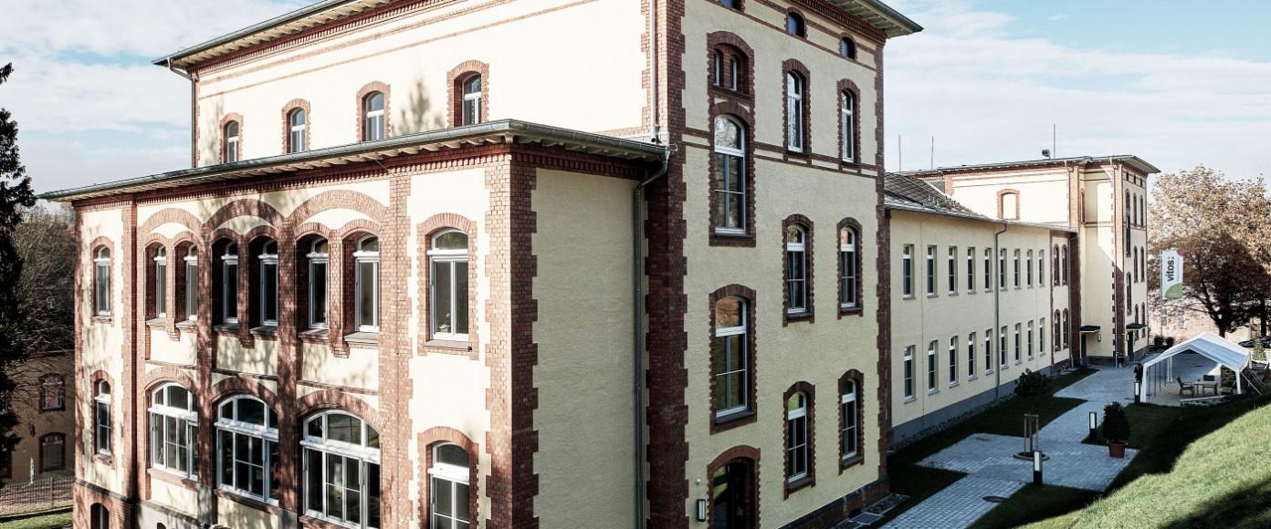 Vitos weilm nster pflegezentrum haus 8 kkw architekten - Kkw architekten ...