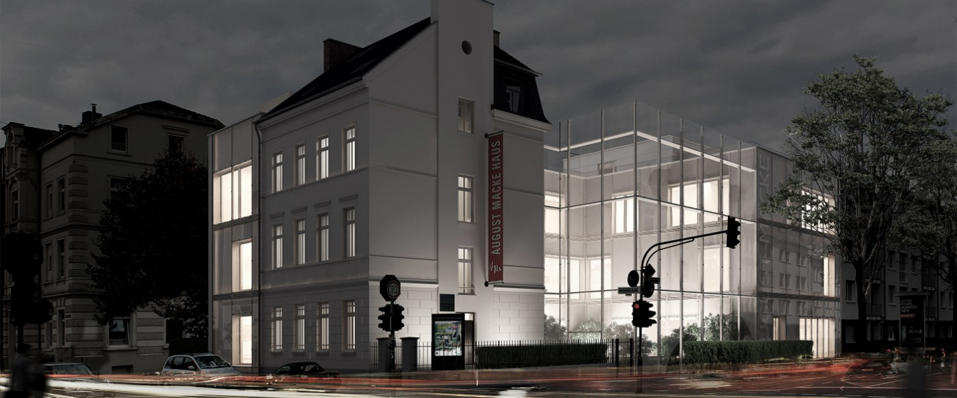 Baubeginn august macke haus kkw architekten - Kkw architekten ...