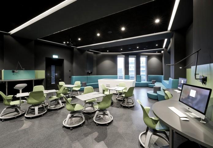 Technikzentrum l denscheid kkw architekten - Kkw architekten ...